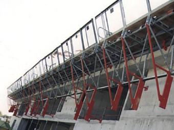 Passerelle Sécurité PMR Sateco location COFRALOC 2