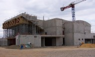 Salle Multiculturelle Saint Esteve - Location Coffrage - COFRALOC